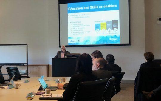 regional skills strategy